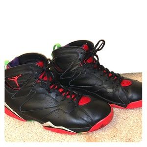 "Men's Jordan 7 Retro ""Marvin The Martian"""